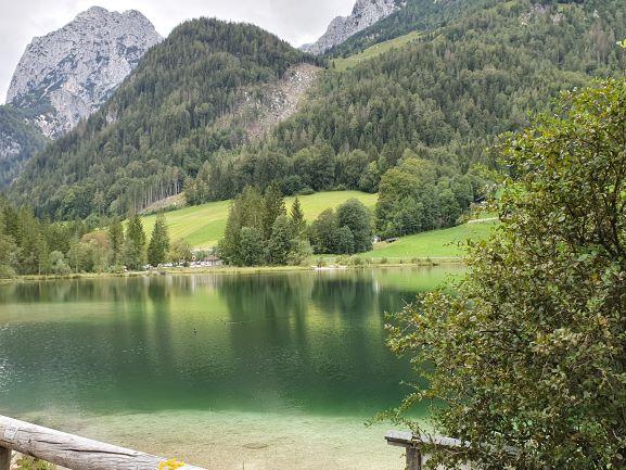 Eine Reise in das Berchtesgadener Land Hintersee
