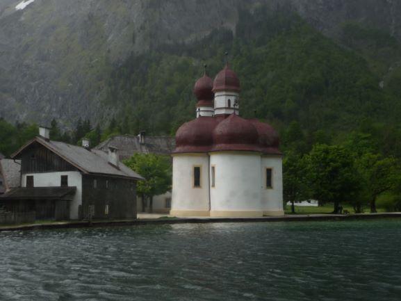 Eine Reise in das Berchtesgadener Land St.Bartholomä