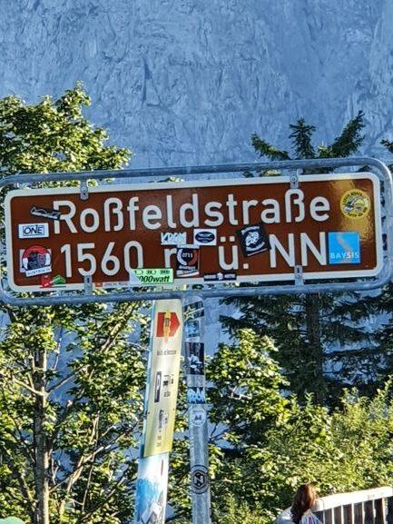 Roßfeldstrasse