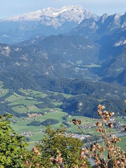 Eine Reise in das Berchtesgadener Land Rossfeld
