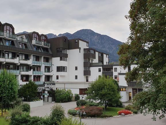 Eine Reise in das Berchtesgadener Land Hotel Amber Baltic
