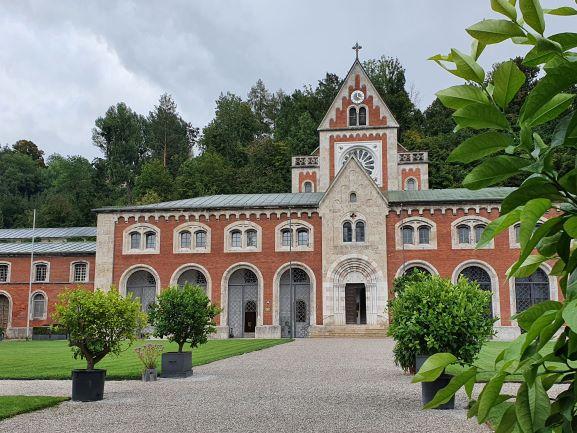 Eine Reise in das Berchtesgadener Land Therme Bad Reichehall