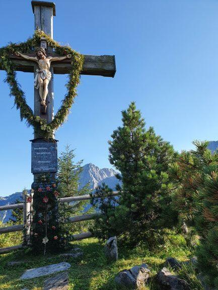 Eine Reise in das Berchtesgadener Land Gipfel Predigtstuhl