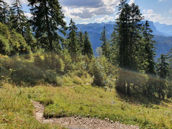 Wanderung PredigtStuhl