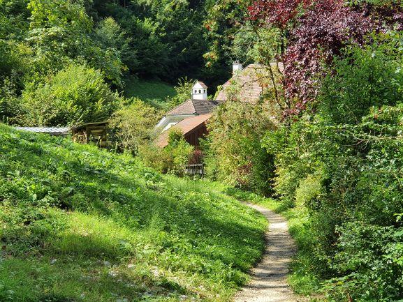 Eine Reise in das Berchetsgadener Land Wanderung Predigtstuhl