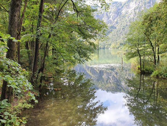 Eine Reise in das Berchtesgadener Land Thumsee