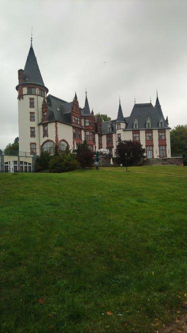 Kurztrip an die Müritz. Schlosshotel